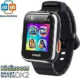 V-Tech Kidizoom Smart Watch DX2 for Kids Black