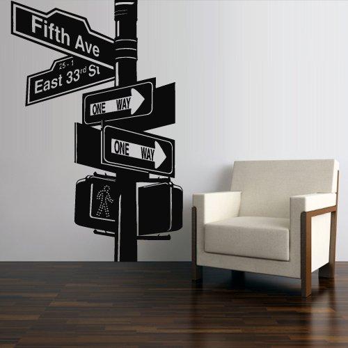 New York Bedroom Decor: Amazon.com
