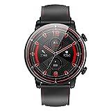 Reloj inteligente deportivo, de círculo completo, pantalla táctil con interruptor multidial IP68, resistente al agua, reloj de ritmo cardíaco masculino, multideportivo, reloj impermeable IP67