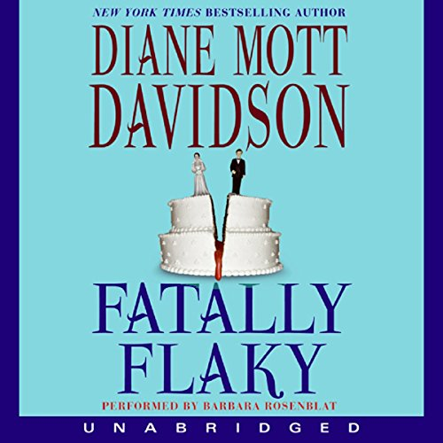 Fatally Flaky  audiobook cover art
