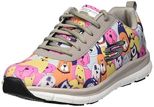 Skechers Women's Comfort Flex Sr Hc Pro Health Care...