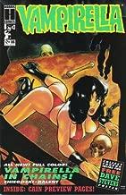 Harris Comics & Stanley Harris Presents; Vampirella; No. 3 March, 1993; Revelations (Dracula War, Part 3)