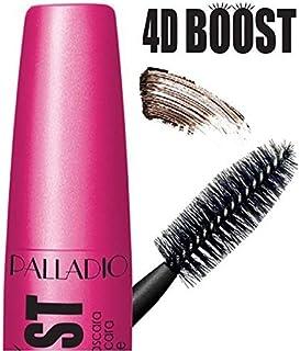 Palladio Herbal Mascara 4D Boost (volumizing) BROWN