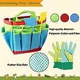 Immagine 2 set attrezzi da giardinaggio per