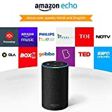 Amazon Echo (2nd Gen) - Powered by Dolby – Black