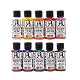 Monalisa set colori acrilici 10 colori 40 ml. e...