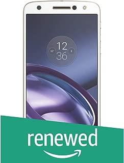 (Renewed) Motorola Z XT1650-03 (White, 64GB)