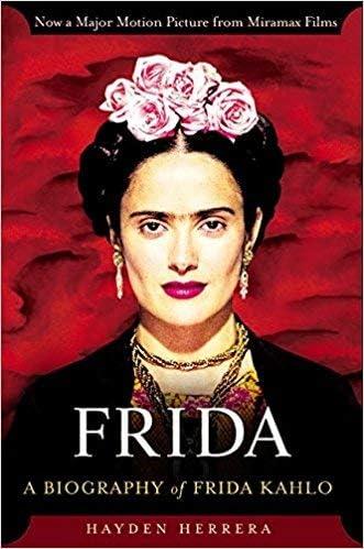 By Hayden Herrera Frida: A Biography of Same day shipping Kahlo Over item handling Frida Paperbac
