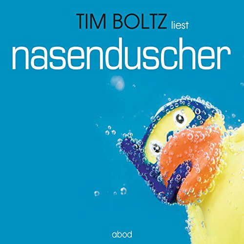 Nasenduscher audiobook cover art