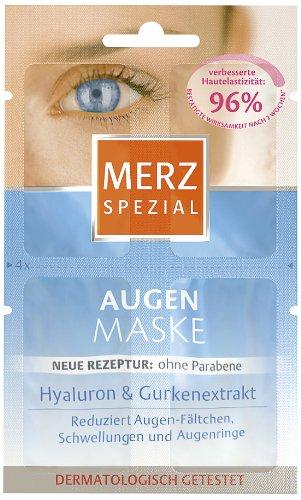 Merz Spezial Augen Maske 15 x 4 ml