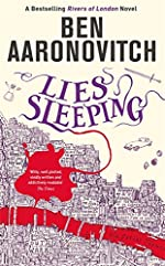 Lies Sleeping - The New Bestselling Rivers of London novel de Ben Aaronovitch