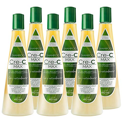 Shampoos Crece marca Cre-C