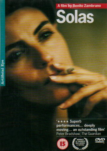 Solas Reino Unido DVD