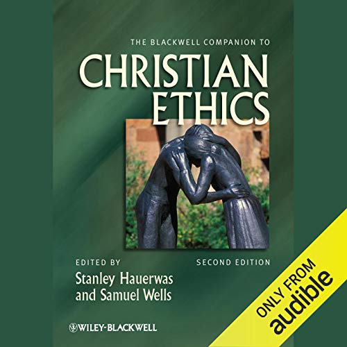 The Blackwell Companion to Christian Ethics copertina