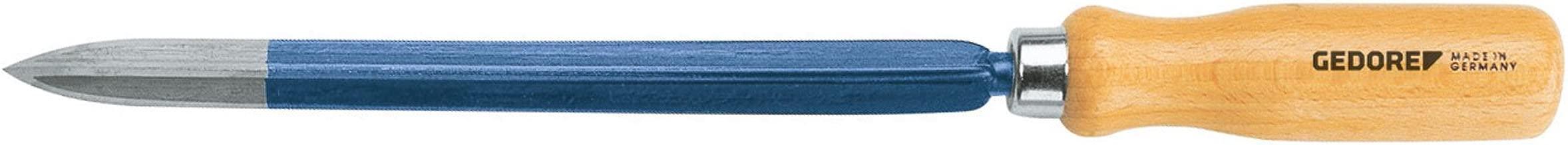 Gedore Concave 三角刮刀 250 毫米 - 132-250