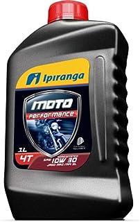 Óleo para Moto Performance 10W30 SL Ipiranga