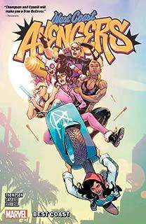 West Coast Avengers Vol. 1: Best Coast (West Coast Avengers - 2018)