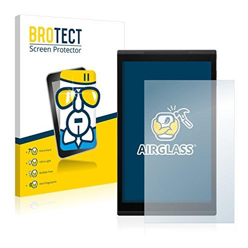 BROTECT Panzerglas Schutzfolie kompatibel mit Medion X10300 (MD 60348) - AirGlass, extrem Kratzfest, Anti-Fingerprint, Ultra-transparent