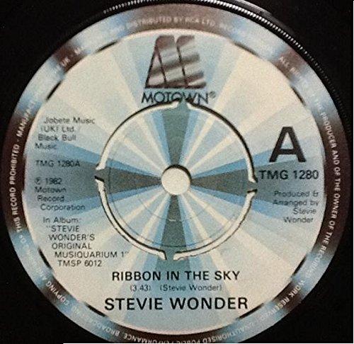 RIBBON IN THE SKY 7 INCH (7