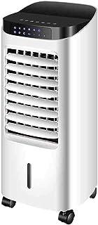 XINTONGCOFFSD Aire Acondicionado Aire Acondicionado portátil con deshumidificador Oscilador de oscilación para 60 W de Potencia Ventilador del Enfriador de Aire,1