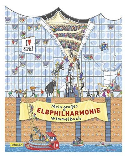 Wimmelbildspaß mit der Elphi zum Suchen und Entdecken