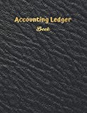 Accounting Ledger Book: Income and Expense Log Book