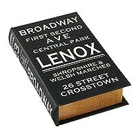 本型の小物入れ - ブックストレージボックス - - Broadway ブロードウェイ - インターフォルム(INTERFORM INC.) GD-9955