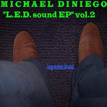 L.E.D. Sound - EP, Vol. 2 (Lounge Emotronic Dub Sound)