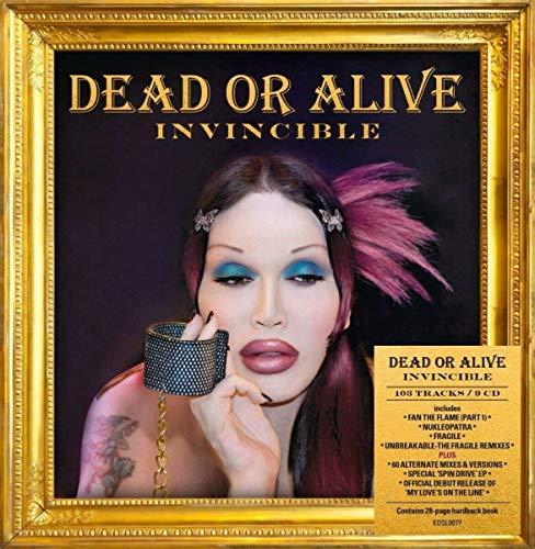 Invincible (9cd-Set+Hardback Book)
