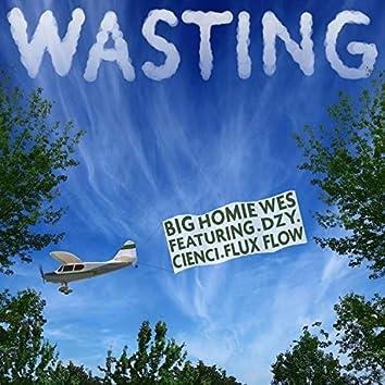 Wasting (feat. DZY, Cienci & Flux Flow)