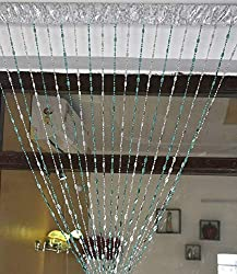 Fabulous Home Fancy Beads Strings Curtain