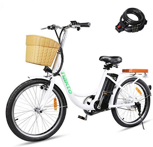 NAKTO Bright GG Electric Hunting Bike