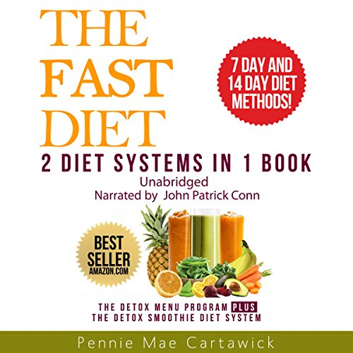 The Fast Diet audiobook cover art