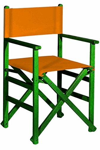 aranaz 1648 fauteuil droite pliable, Vert