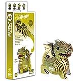 EUGY 3D Dragon Modell, Bastelset -