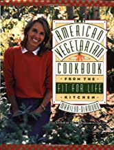 The American Vegetarian Cookbook from the Fit for Life Kitchen