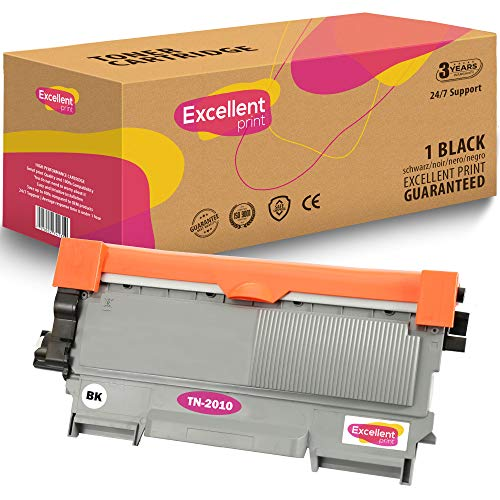 Uitstekende Print TN-2010 TN-2220 Compatible Toner cartridge for Brother HL-2240 HL-2130 HL-2270DW HL-2240D 1 Zwart