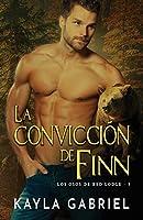 La convicción de Finn: Letra grande (Los Osos de Red Lodge)