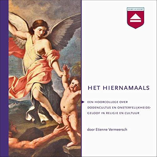 Het hiernamaals audiobook cover art