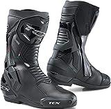 TCX NC, Botas de Motociclista Hombre, Negro, 43 EU