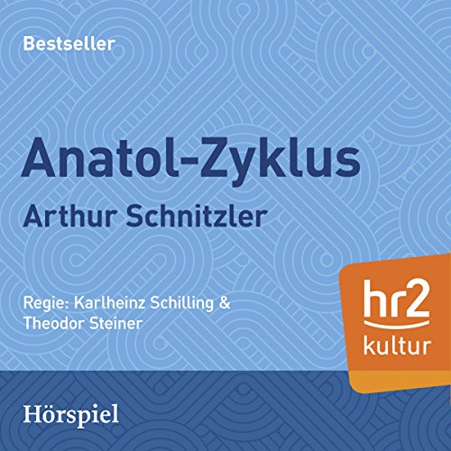 Anatol-Zyklus cover art