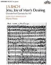 Jesu, Joy of Man's Desiring: Piano solo