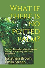 What if there is no potted palm?: Secrets Revealed about internet dating, scamming, and self-discovery