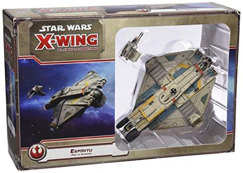 Fantasy Flight Games Star Wars: X-Wing - Pack Espíritu, Juego de Mesa (Edge Entertainment EDGSWX39)