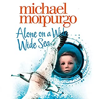 Alone on a Wide Wide Sea                   By:                                                                                                                                 Michael Morpurgo                               Narrated by:                                                                                                                                 Emilia Fox,                                                                                        Tim Pigott-Smith                      Length: 6 hrs and 23 mins     89 ratings     Overall 4.8