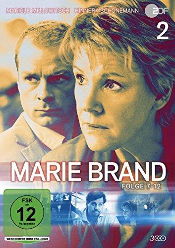Marie Brand 2 - Folge 7-12 (3 DVDs)