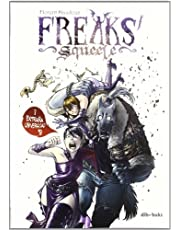 Freaks' Squeele 1: Extraña universidad (DIVIERTETE)