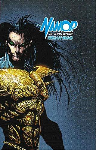 Marvel 90s limited. namor de john byrne: semilla de maldad