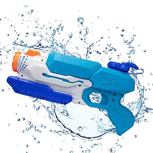 Pistola de Agua, 1000ML Soaker Guns para Niños Años Adultos,, Super Pistola...