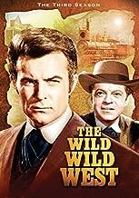 WILD WILD WEST-3RD SEASON COMPLETE (DVD/6 DISCS)